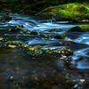 Flowing silk