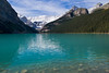Lake Louise and Victoria Glacier, Banff National Park, Alberta