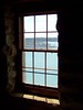 window in Tucker Tower <br /> Lake Murray, Oklahoma <br /> 3-28-2010