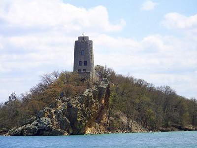 Tucker Tower  Lake Murray, Oklahoma  3-28-2010