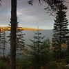 Cabin at Chimney Rock View
