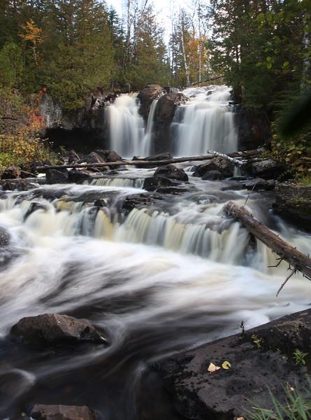 Portage Brook Falls