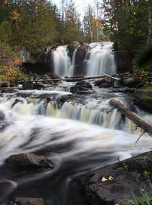 Portage Brook Falls