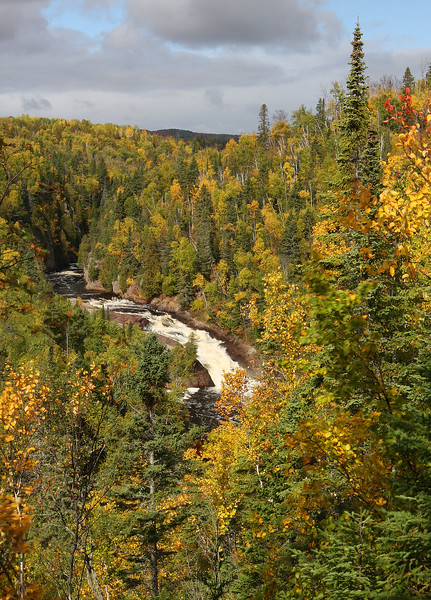 Brule River Valley