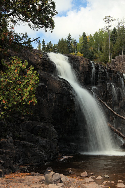 Lower Falls at Gooseberry