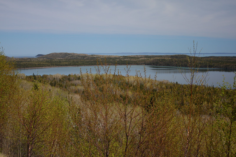 Isle Royale in the Distance