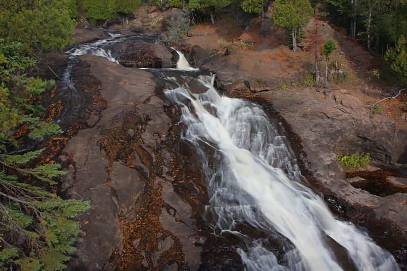 Cross Riv er Falls
