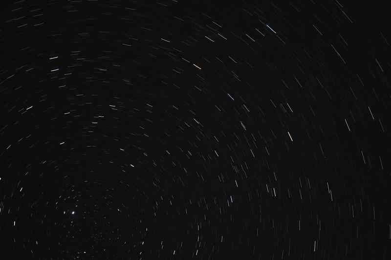 North Star trails