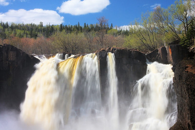 High Falls Spring Rush