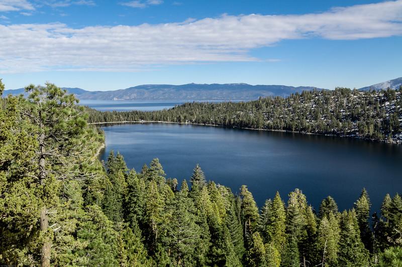 Cascade Lake, Lake Tahoe