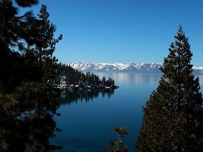 Lake Tahoe - March 2004