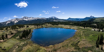 Little Molas Lake