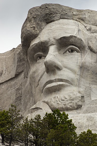 Mount Rushmore - Abraham Lincoln
