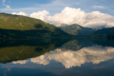 Zell-am-see in Austria.