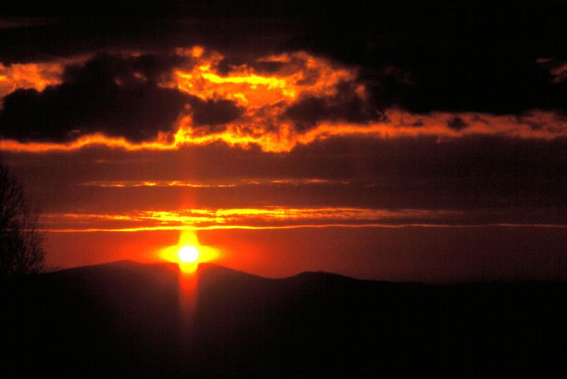 Sunrise III Little Switzerland, NC, USA December 1999