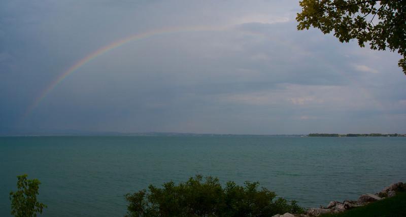Rainbow  Lago Di Garda, Italia June 2011
