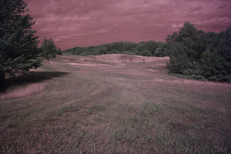 Infrared image.