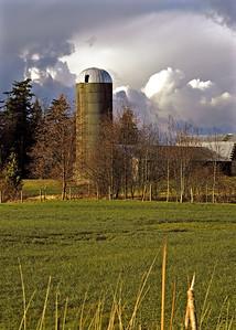 3056 - Aldrich Rd Barn - 5x7