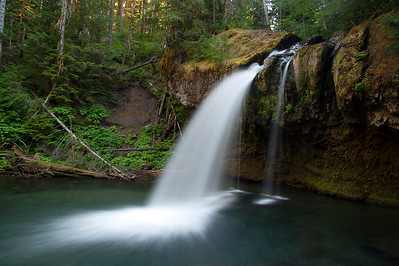 Iron Creek Falls, WA 2011