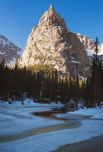 Lone Eagle Peak, Indian Peaks Wilderness, Colorado