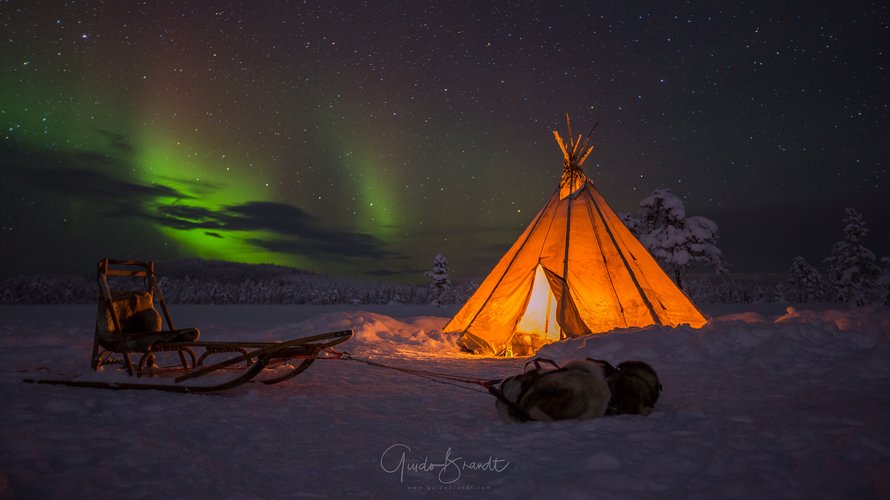 Nights in Lapland