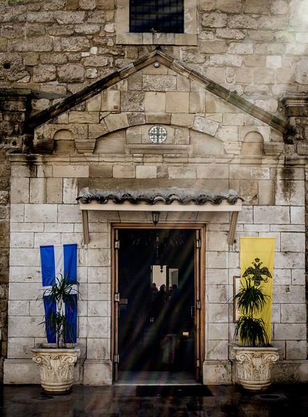Larnaca in January