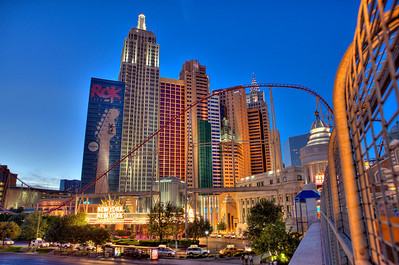 New York New York - Las Vegas NV.