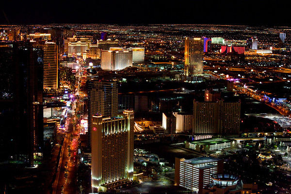 Las Vegas UNLV Parents Weekend 101509