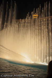 Waterworks at the Bellagio