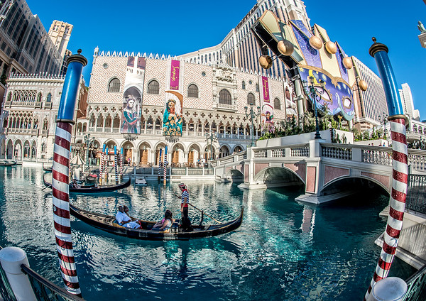 Venice in Vegas
