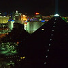 Las Vegas Skyline - 29 Jan 2011