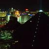 Las Vegas Skyline - 29 Jan 2011