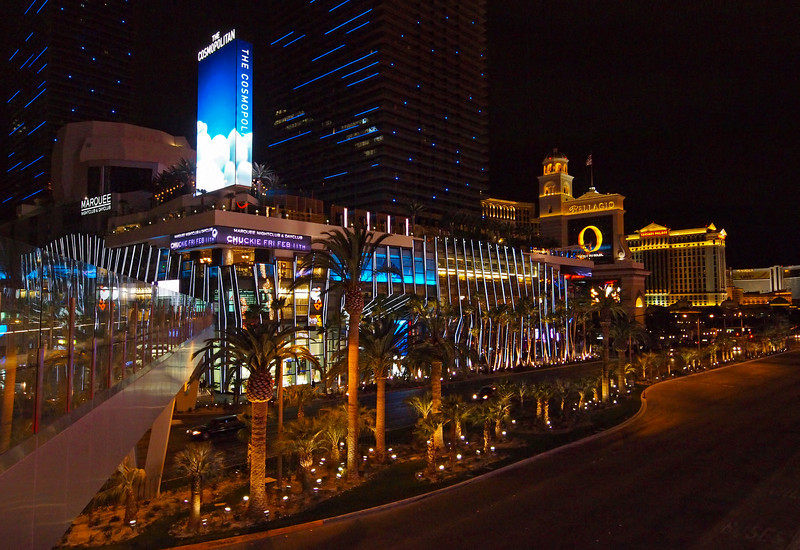 Cosmopolitan Las Vegas - 31 Jan 2011