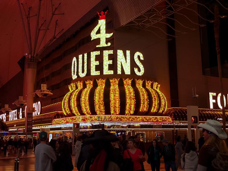 Downtown Las Vegas - 17 Dec 2011