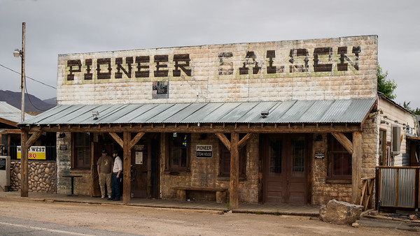 Pioneer Saloon - 17 May 2016