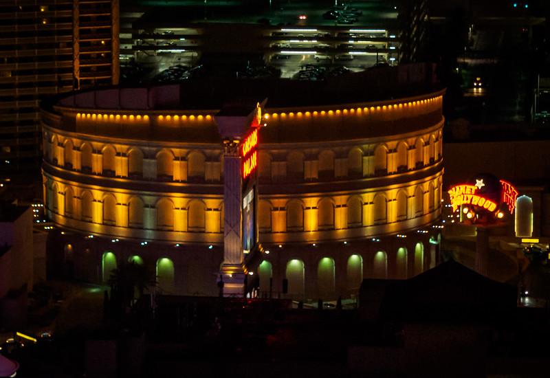 Las Vegas High Roller - 18 Dec 2014