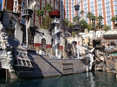 Another of Diego's pirate ships.