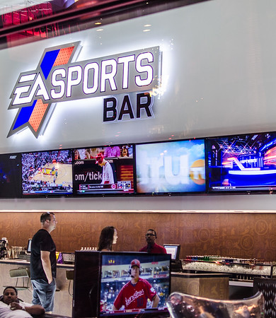 EA Sports bar in Las Vegas
