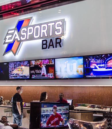 EA Sports bar in Las Vegas