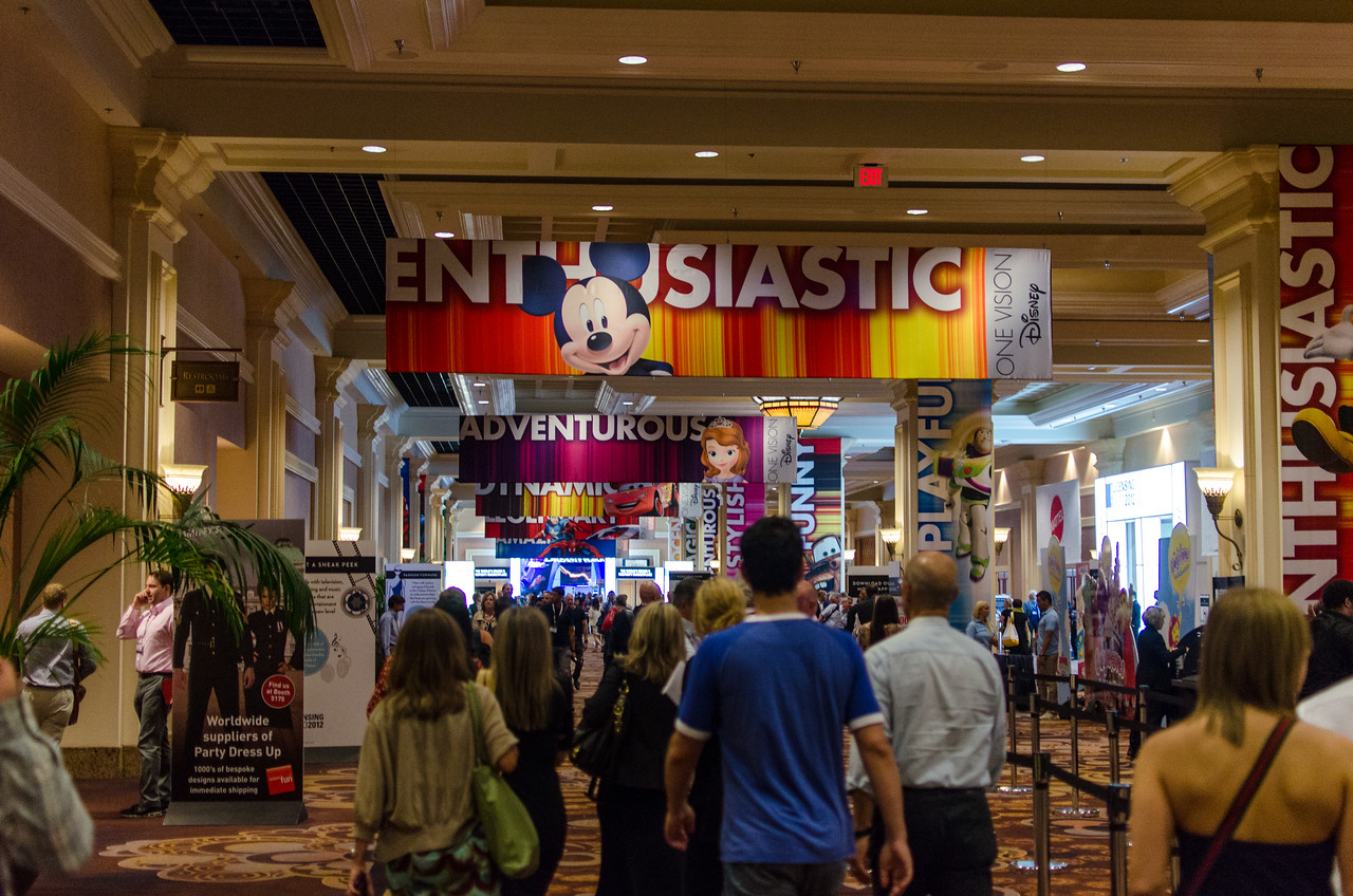 Licensing Show 2012