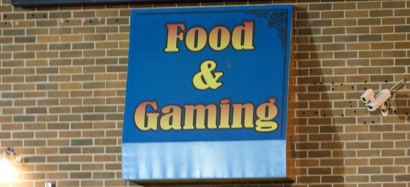 Food and Gaming