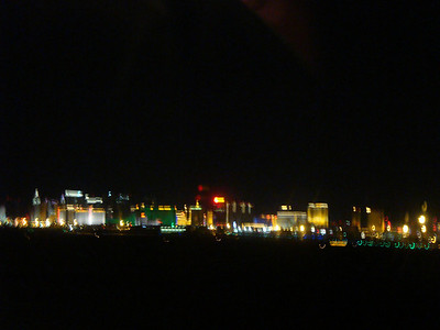 """Leaving Las Vegas"". Why is everything so blury?"