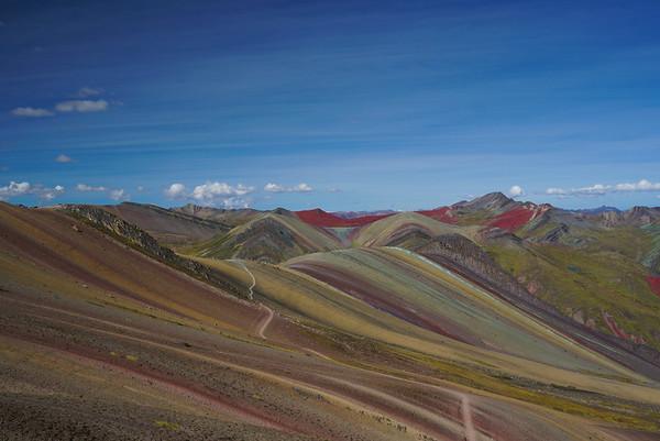 Palcoyo, above 16,000 feet