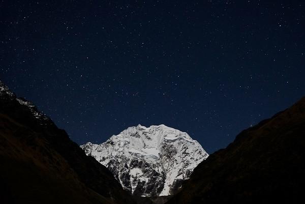 Mt Salkantay