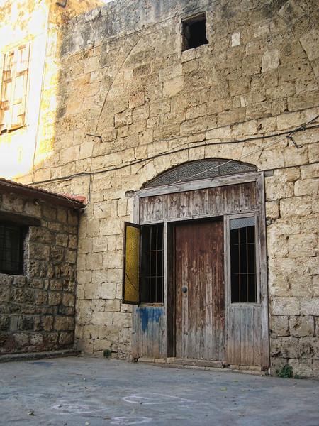Ancient Byblos Door