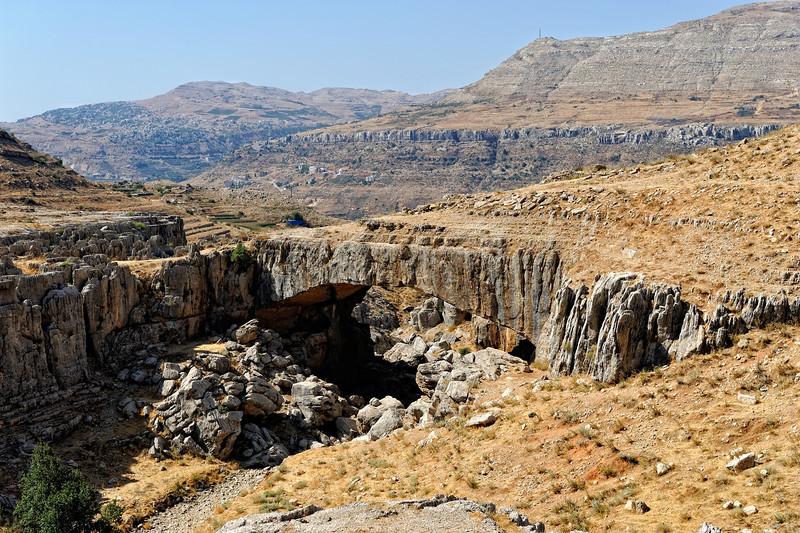 Faraya's Natural Bridge