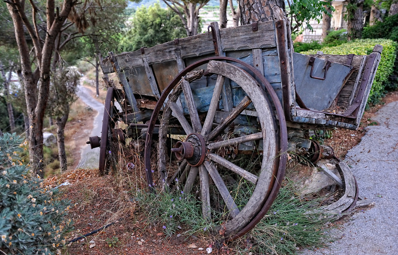 Weathered Wagon
