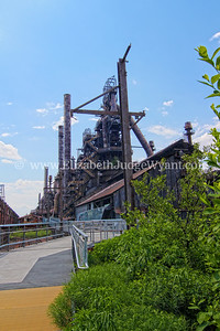Hoover Mason Trestle at Steelstacks, Bethlehem, PA 6/10/17