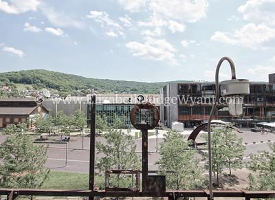 Hoover Mason Trestle at Steelstacks, Bethlehem, PA 6/10/17
