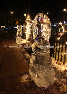 Emmaus Arts Commission Snowblast 2015. Emmaus, PA